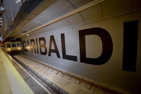 Trasporti: Metrò Napoli; inaugurata stazione Garibaldi