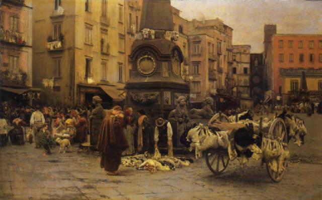 Caprile_mercato_di_Pasqua_a_Napoli