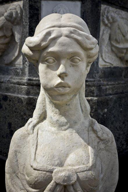 Fontana (particolare)