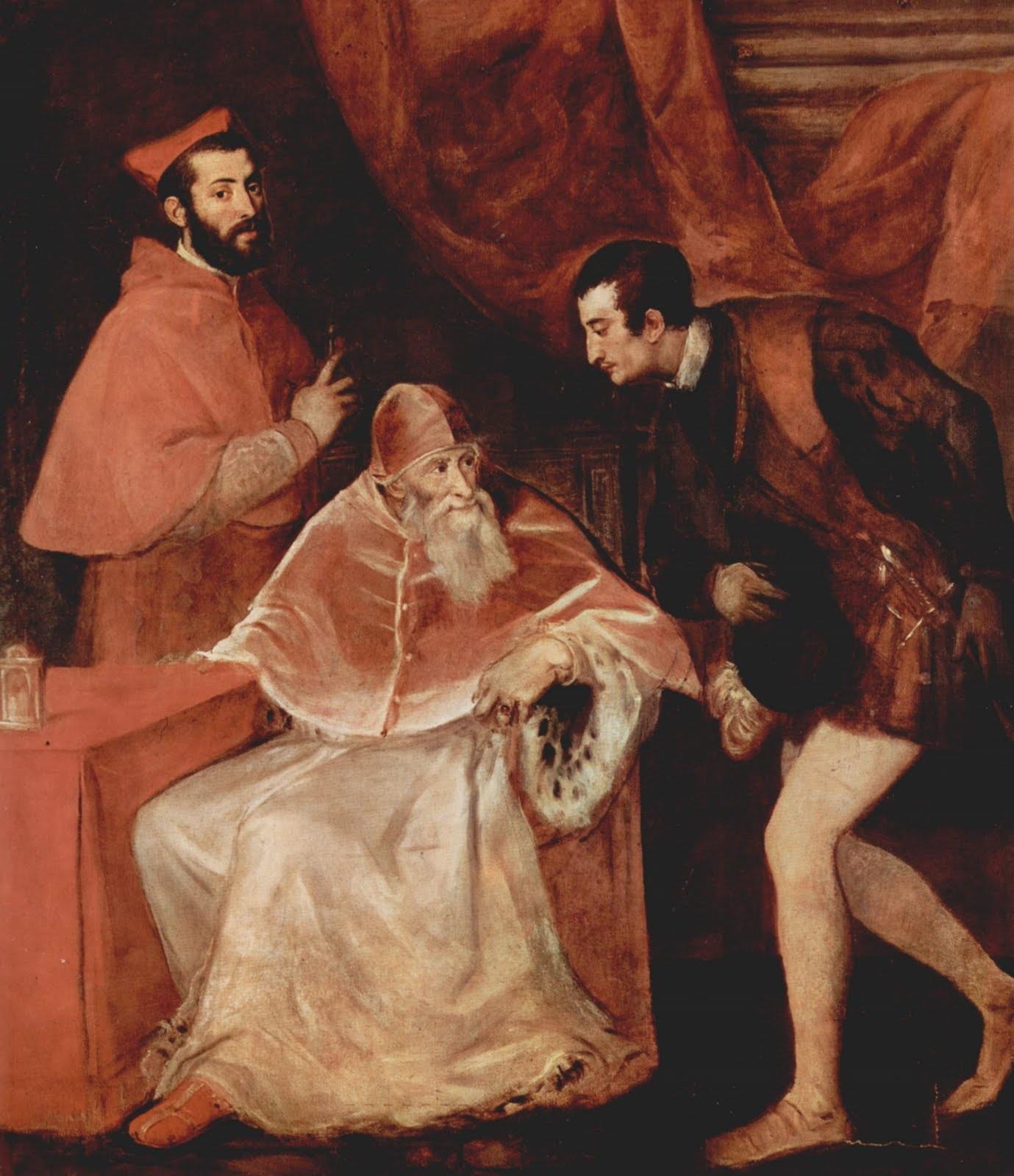 Tiziano-Paolo-III-con-i-nipoti